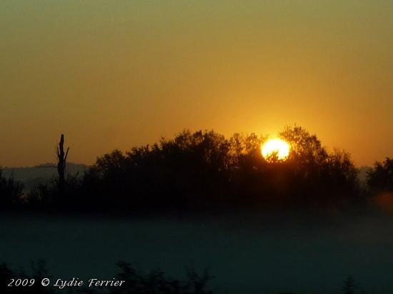 2009 Levé du soleil