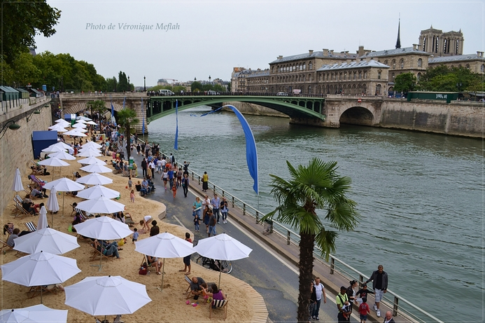 Paris Plages : un peu d'histoire