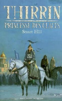 Couverture de Le royaume de Thirrin : Tome 1, Thirrin, princesse des glaces