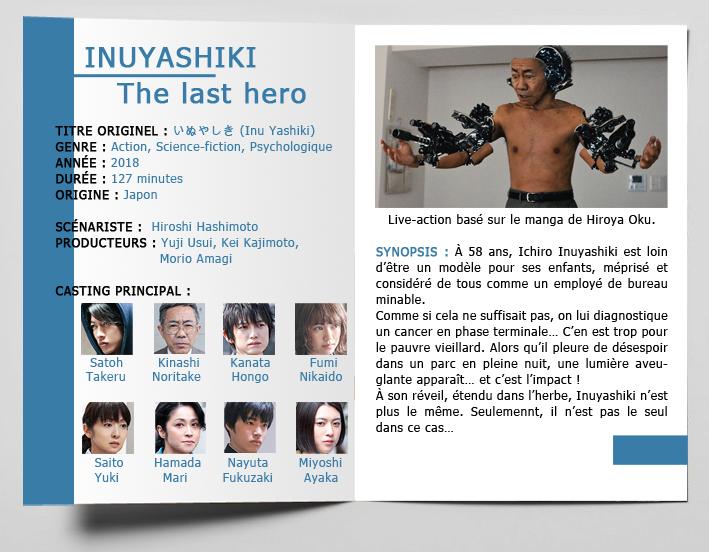 Inuyashiki - The Last Hero