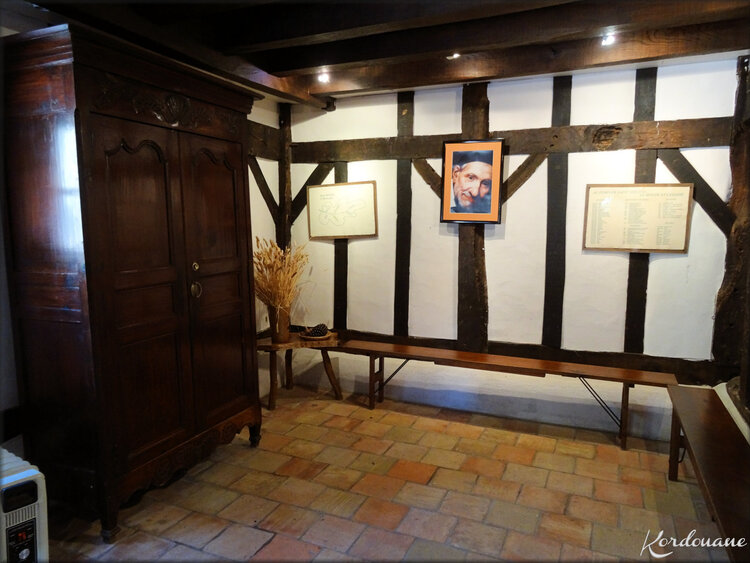 Photos de la maison de Saint Vincent de Paul