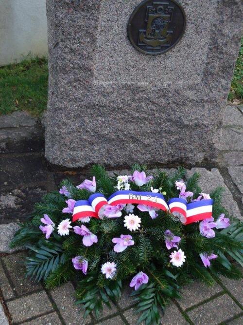 * Ce 11 Janvier, Obenheim s'est souvenu de la Résistance et du sacrifice du Bataillon de Marche 24