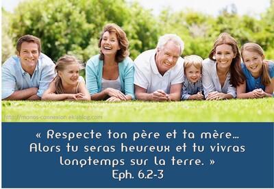 Ma Famille et Moi - Lecture et Prière (5)