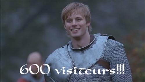600 visiteurs!!!
