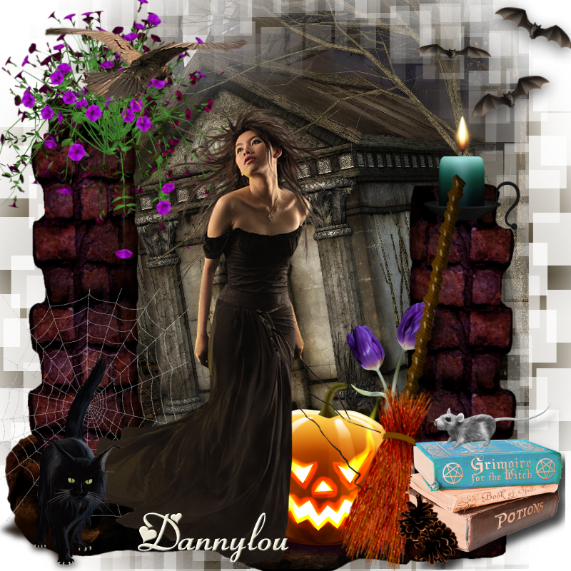 Page Halloween