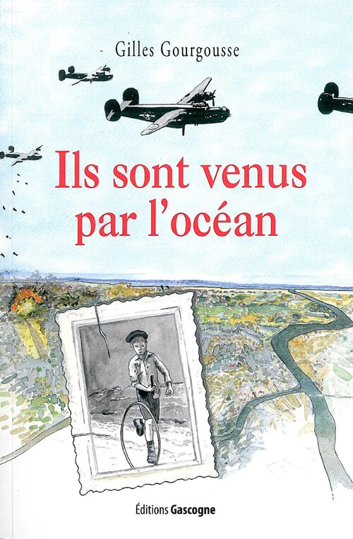 """Vient de paraitre « Ils sont venus par l'océan ». """" de Gilles Gourgousse"""