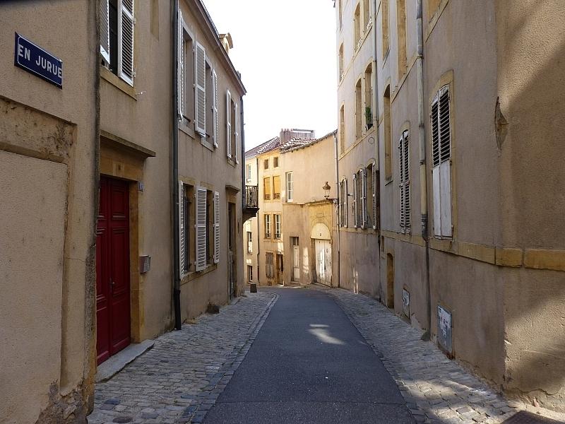 Metz / Au cœur du centre ville...