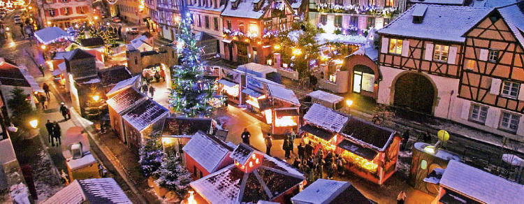 Image De Noel En Alsace.Noel En Alsace Tradition Voyages Vie