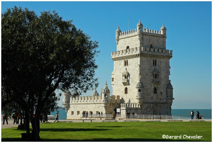 Lisboa - Tour de Belém.