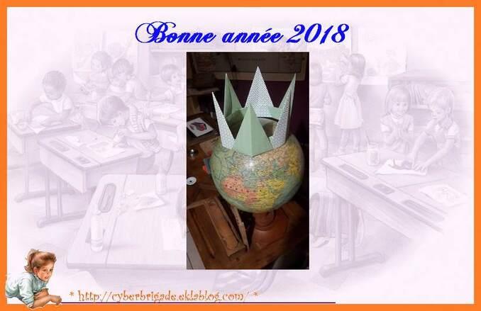 * Bricolage / arts visuels de rentrée: couronne d'hiver et carte de voeux polaire*