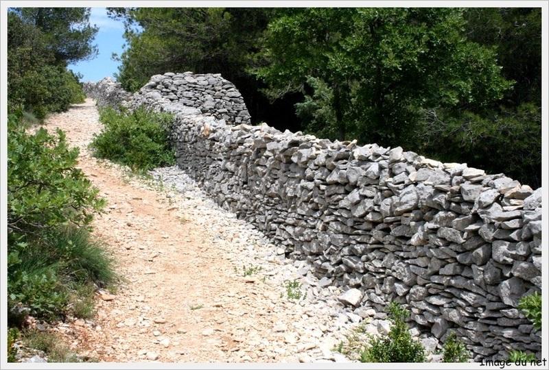 La petite muraille...