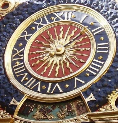 horloge chez Dolus
