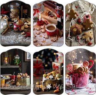 Noël ! Gourmandises .....