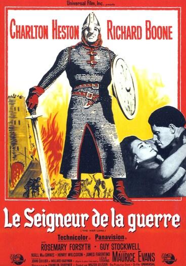 LE SEIGNEUR DE LA GUERRE BOX OFFICE 1966