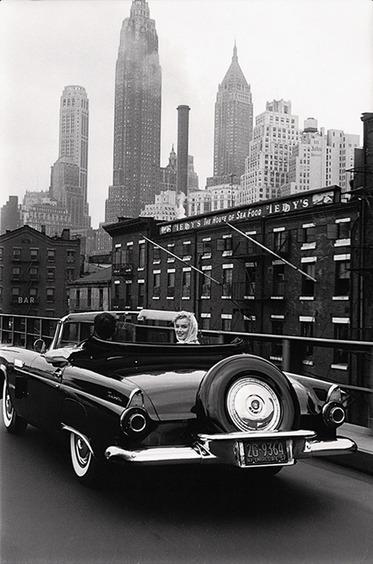 L'automobile et les stars en Amérique