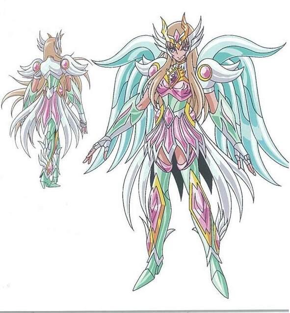 Armure de l'Aigle (Aquila Cloth)