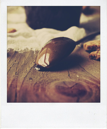 Sauce facile chocolat-café