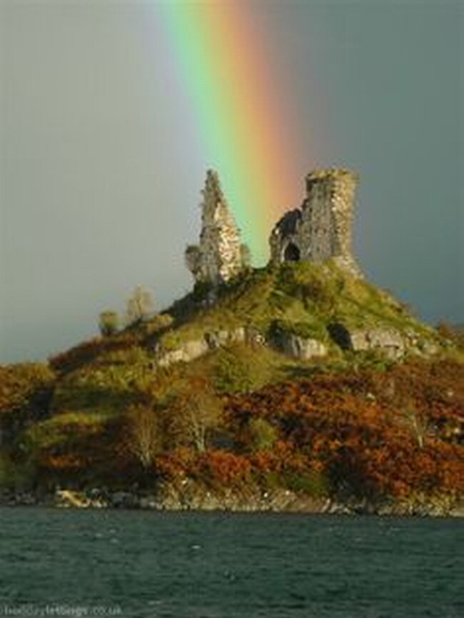 ruines écossaises