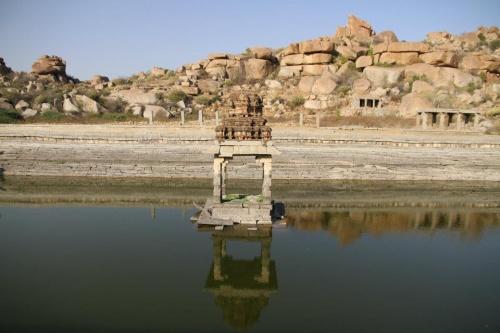 Temple près de Hampi