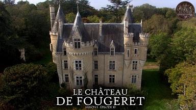 Tenter de dormir au château du Fougeret ...