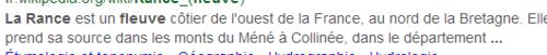 """""""""""  En BRETAGNE.:  BALADE sur les bords de la RANCE. (22)""""""""              ( 1ère Partie)"""