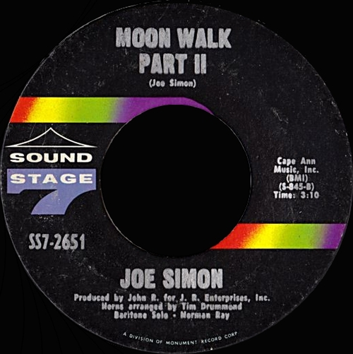 "Joe Simon : Album ""...Better Than Ever "" Sound Stage 7 Records SSS 15008 [US]"