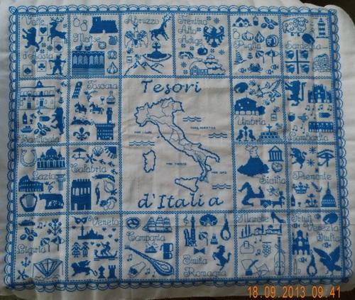 Tesori d'Italia 22 : Il est fini