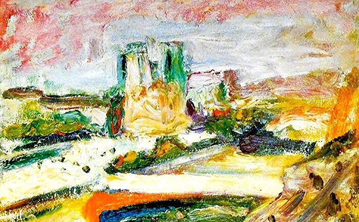 Matisse /9/  1905-la fenêtre ouverte à Collioure
