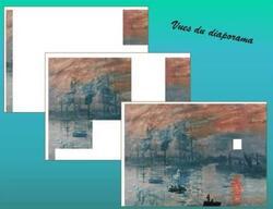 Claude Monet : impression soleil levant