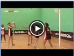 A typical English sport : netball