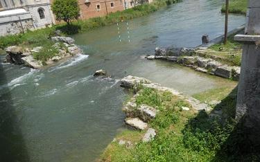 J'ai passé une semaine à Rieti et je ne l'ai pas vu ...