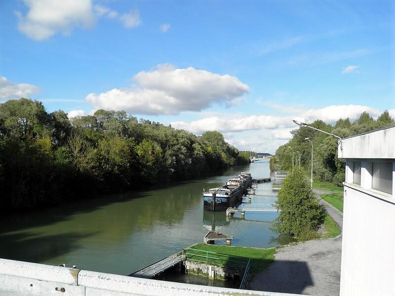 Balade le long du canal (suite)