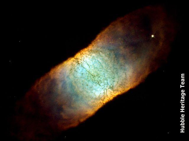 La nébuleuse planétaire IC 4406