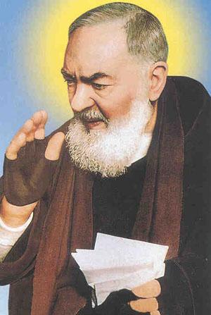 Sainte Padre Pio et le purgatoire