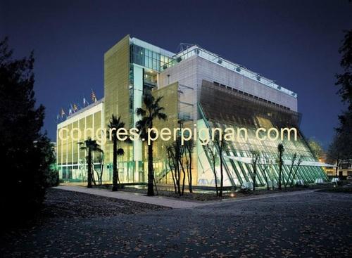 la Palais des Congrès