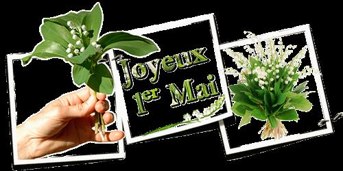 Vos Cadeaux - 1er Mai 2018