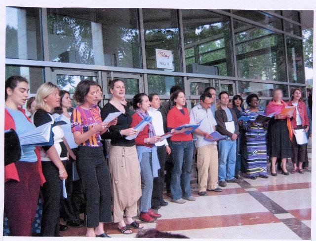 Voix sur Berges 2004