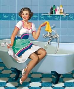 Journée ménage !!!