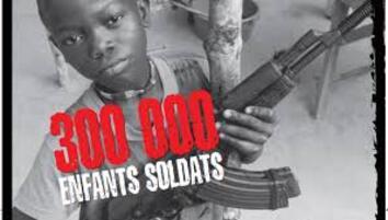 Enfants-soldats - II -