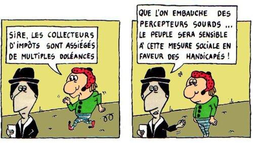Louis XI : strips 2