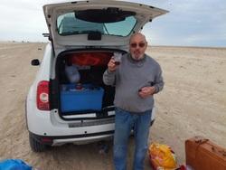 2 - Mauritanie de Nouakchott  au poste frontière de Diama