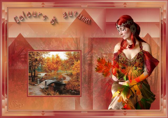FAU0013 - Tube femme automne