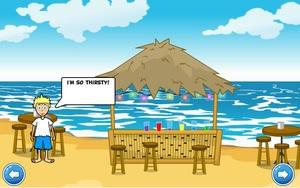 Jouer à Toon Escape - Beach