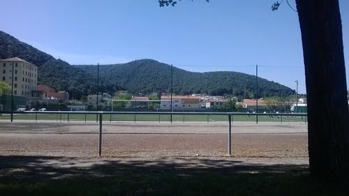La Grand Combe, ville de mon lycée