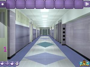 Jouer à Wow Boarding school escape