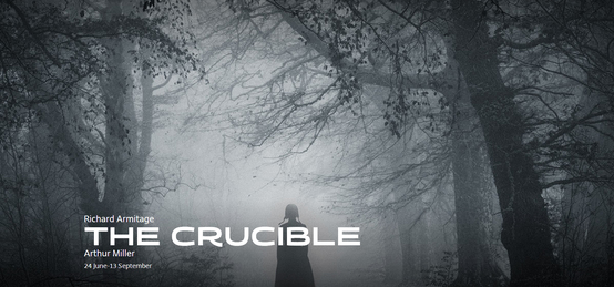 The Crucible Affiche