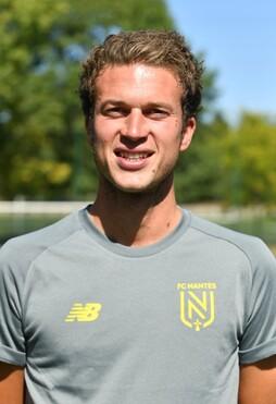 Séance de Josselin LEBRETON ( FC Nantes)