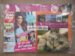 N° 1 Le monde secret des chats - Lancement