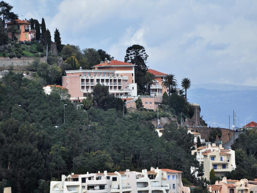 L'Esterel...les villas...(1)
