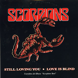 "The Scorpions, Still Loving You, Spanish, Promo, Deleted, CD single (CD5 / 5""), EMI, PE00007, 175775"